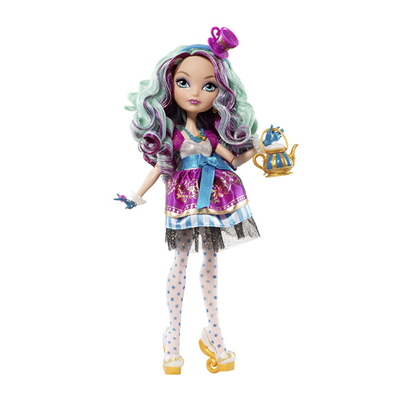 Ever After High BBD43 Мэдлин Хэттер