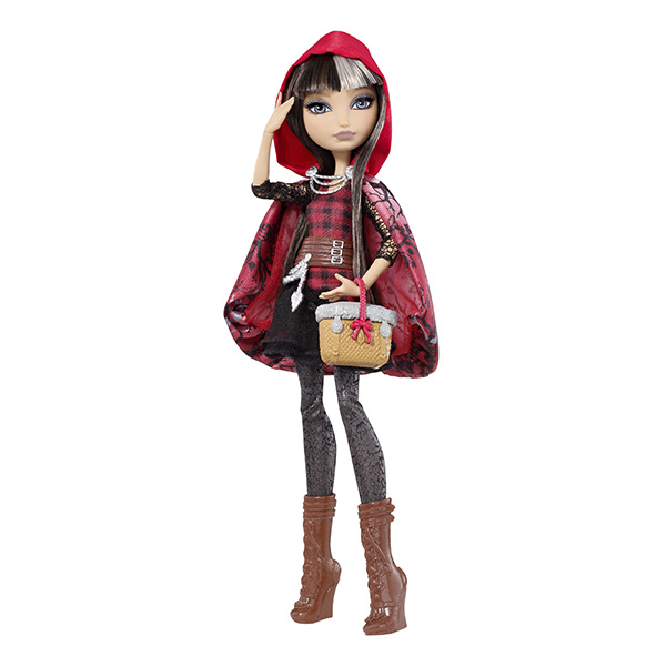 Ever After High BBD44 Чериз Худ