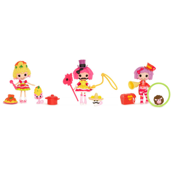 Lalaloopsy Mini 527084 Лалалупси Мини в асс-те