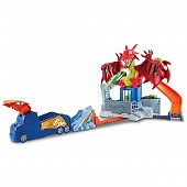 Mattel Hot Wheels DWL04 Хот Вилс Битва с драконом