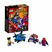 Lego Super Heroes Mighty Micros 76073 Лего Супер Герои Росомаха против Магнето